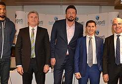 Türk basketboluna büyük destek için imzalar atıldı