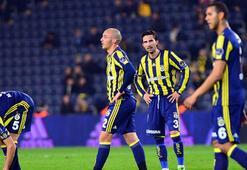 Fenerbahçe Konyaspor: 2-3 (İşte maçın özeti)