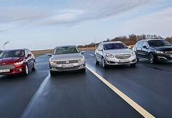 Avrupada Otomobil satışları %2 arttı