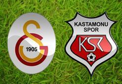 Galatasaray Kastamonuspor maç sonucu: 4-1