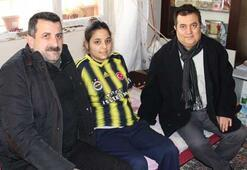 Felçli Rabiaya Fenerbahçeden mesaj var