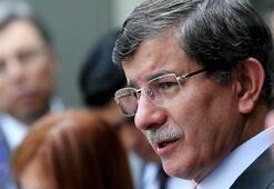 Davutoğlundan flaş Suriye açıklaması