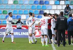Kayserispor-Gaziantepspor: 3-4