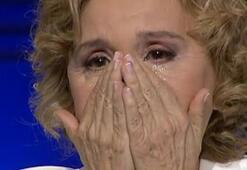 Nazlı Ilıcak canlı yayında hüngür hüngür ağladı