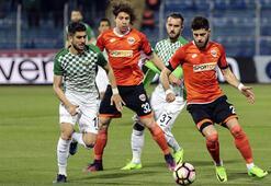 Adanaspor - Akhisar Belediyespor: 2-1