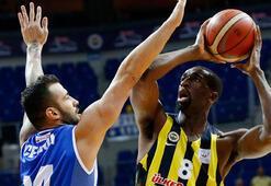 Fenerbahçe-Demir İnşaat Büyükçekmece: 89-68