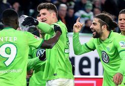 Wolfsburg-Darmstadt 98: 1-0