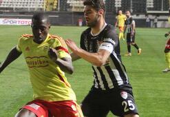 Manisaspor-Evkur Yeni Malatyaspor: 0-2
