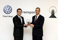 Uluslararası Yılın Ticari Aracı Ödülü üçüncü kez Transporter'ın