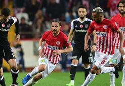 Antalyaspor Beşiktaş: 0-0 (İşte maçın özeti)