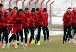 Sivasspor, Osmanlıspor maçının hazırlıklarını sürdürdü