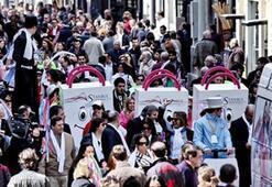 İstanbul Shopping Fest 2012 Yürüyüş