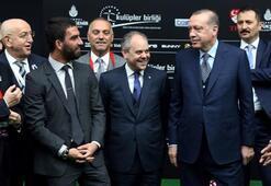 Cumhurbaşkanı Erdoğan: Ankaraya 35-40 bin kişilik stat yapacağız