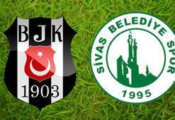 Beşiktaş Sivas Belediyespor maç sonucu: 3-4
