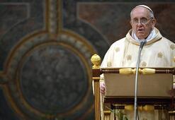 Papa Francis, kilise adına özür diledi
