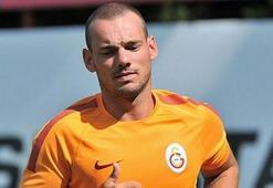Wesley Sneijderdan sürpriz Riekerink itirafı