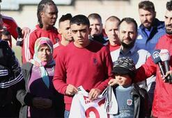 Gaziantepspor, sahayı temizleyen Müslümü İstanbula götürüyor