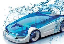 Suyla çalışan araba geliyor