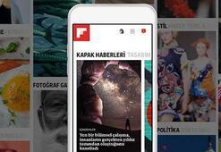 Flipboard'un son sürümüyle beraber Milliyete yeni dergiler de eklendi