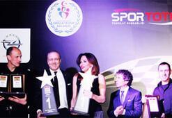 Türkiye Şampiyonları ödüllerini aldı