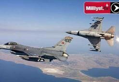 Hava Kuvvetleri'nde büyük teyakkuz