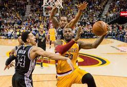 Cleveland Cavaliers, San Antonio  Spursü, 117-103 mağlup etti