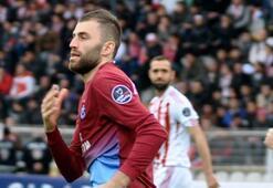 Trabzonsporda stoper skıntısı