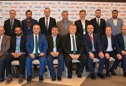 Atiker Konyasporda yönetim görev dağılımı yaptı