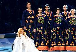 Ukrayna'dan Rusya'ya  Eurovision ambargosu