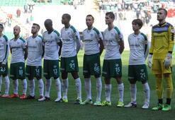 Bursasporun 7 maçlık galibiyet serisi sona erdi