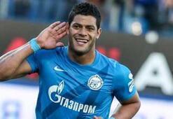 Guangzhou Evergrande, Hulk için Zenit'e 30 milyon euro teklif etti