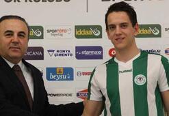 Torku Konyaspor, Amir Hadziahmetovicle 4.5 yıllık sözleşme imzaladı