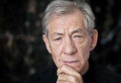 Ian McKellen ilk kez Türkiye'de