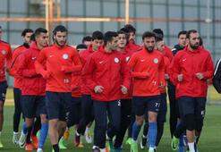 Rizede Trabzon mesaisi