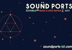 Sound Ports I·stanbul ile sanata doyacaksınız