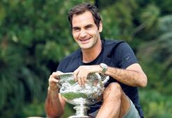 Bu gurur Roger Federerin