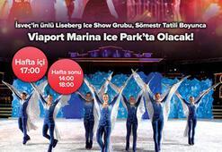 Liseberg Ice Show Viaport Marina'da