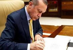 Cumhurbaşkanı Erdoğandan 47 kanuna onay