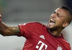 Bayern Münihte Arturo Vidal'e uslanmıyor