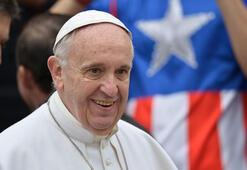 Papa: Türk halkını seviyor ve takdir ediyorum