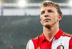 Feyenoordda Kuyta büyük tepki