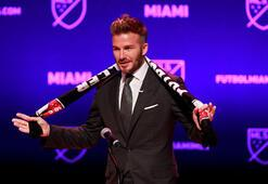 David Beckhamın takımı MLSte