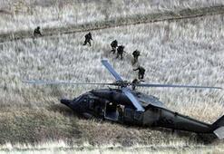 Irakın Kuzeyi ile 5 ilde 26 terörist etkisiz hale getirildi