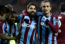 Trabzonsporda rakipler aynı, puanlar farklı