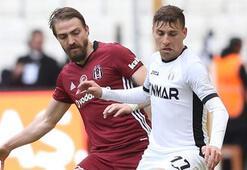 Beşiktaş-Astra Giurgiu: 1-3