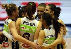 Fenerbahçe-Nilüfer Belediyespor: 3-0