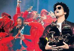 Grammy'ler  Mars'a uçtu