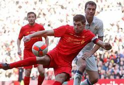 Liverpool ve Real Madridin efsanelerinden yardım maçı