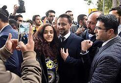Fenerbahçe Antalyada coşkuyla karşılandı