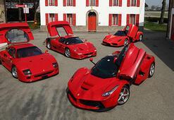 Ferrari SUV üretecek mi
